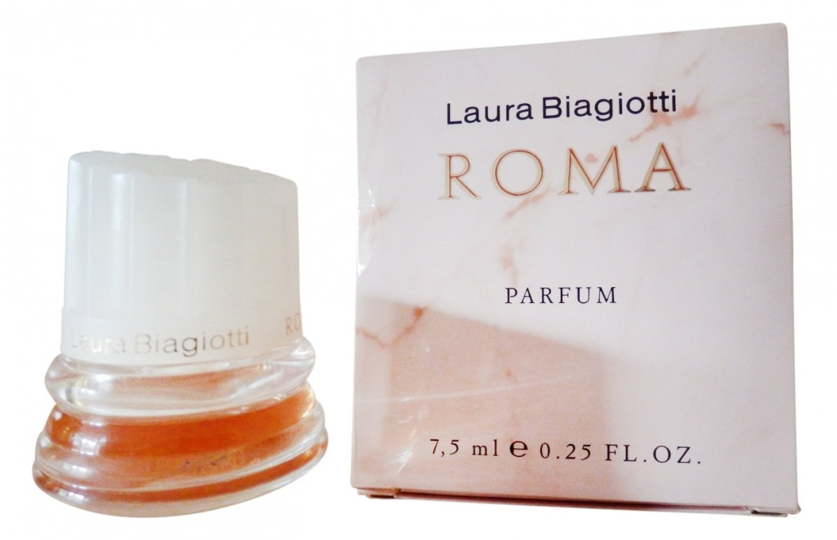 laura biagiotti roma parfum reviews and rating. Black Bedroom Furniture Sets. Home Design Ideas