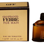 Gianfranco Ferré for Man / Gianfranco Ferré Homme (Eau de Toilette) (Gianfranco Ferré)