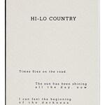 Hi-Lo Country (Zara)