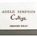 Collage (Adele Simpson)