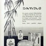 Bambus (Eau de Cologne) (J. G. Mouson & Co.)