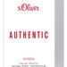 Authentic Women (Eau de Toilette) (s.Oliver)