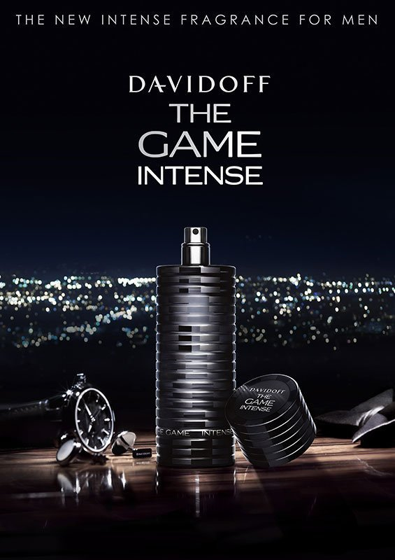 Davidoff The Brilliant Game Fragrance (Review) - YouTube