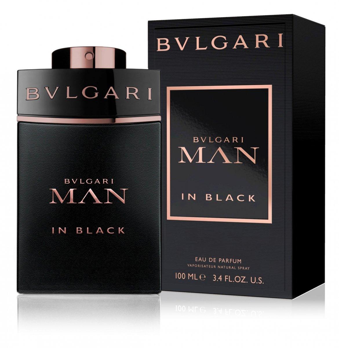 8fbd3ac158 Bvlgari - Man In Black | Reviews and Rating