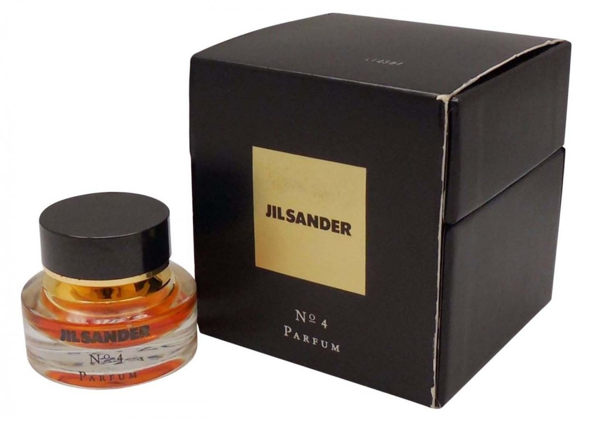 jil sander n 4 parfum reviews and rating. Black Bedroom Furniture Sets. Home Design Ideas