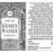 Kölnisch Wasser Anno 1856 (Apomanum)