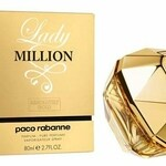 Lady Million Absolutely Gold (Paco Rabanne)