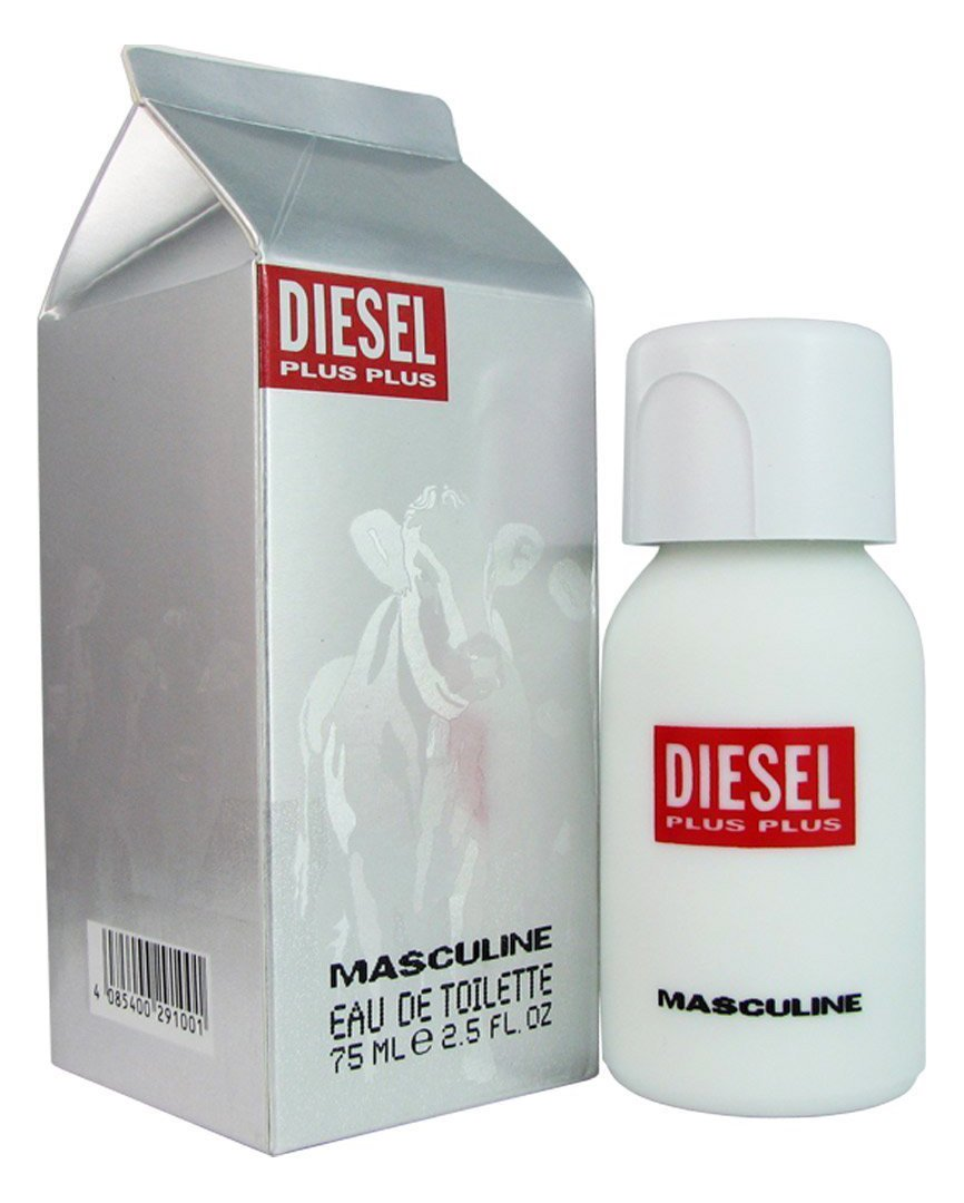 diesel plus plus masculine eau de toilette. Black Bedroom Furniture Sets. Home Design Ideas