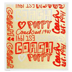 Poppy Limited Edition (Coach)