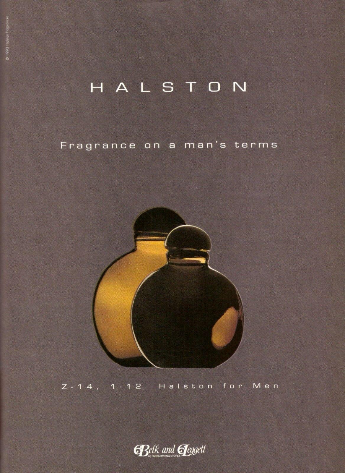 Halston Z-14 Halston (1976) Cologne