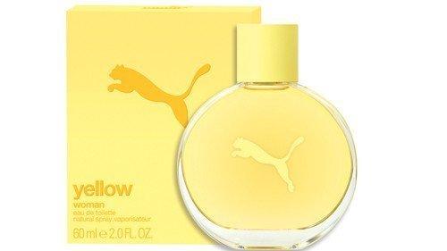 puma yellow woman dm