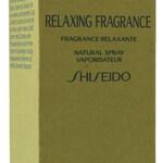 Relaxing Fragrance / Fragrance Relaxante / リラクシングフレグランス (Eau de Parfum) (Shiseido / 資生堂)