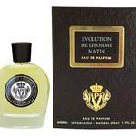 Evolution de L'Homme Matin (Parfums Vintage)