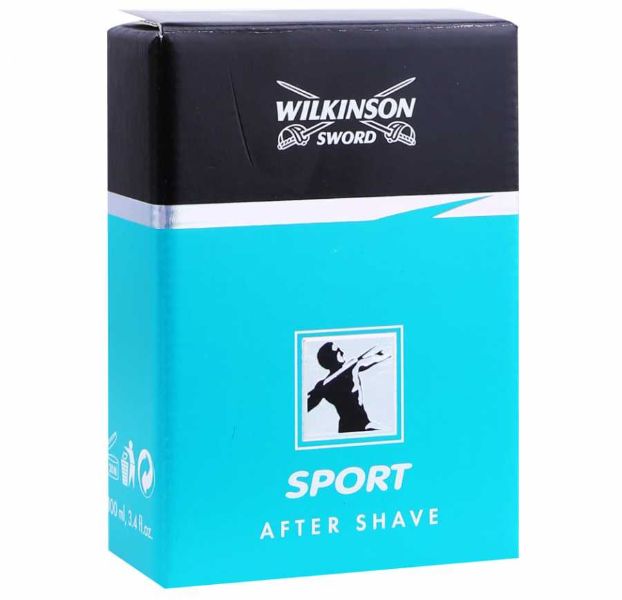 Wilkinson sword sport after shave reviews and rating for Interieur sport wilkinson