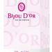 Bijou d'Or Pink (Black Onyx)