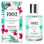 1902 - Lagon & Fleur de Tiaré (Berdoues)