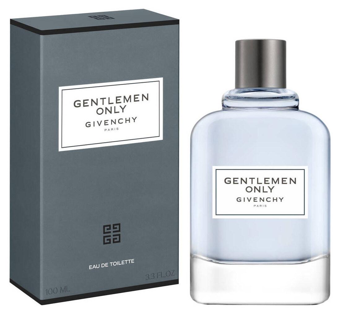 Gentlemen Only von Givenchy Eau de Toilette » Meinungen ...