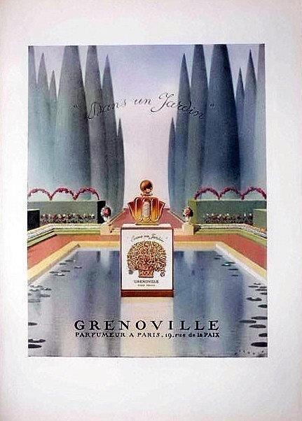 Grenoville dans un jardin muguet d 39 orly muguet d 39 orly for B b un jardin en ville brussels