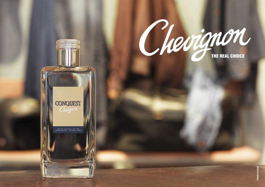 Chevignon - Conquest | Duftbeschreibung und Bewertung