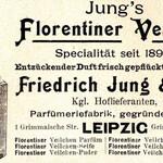 Florentiner Veilchen (Eau de Cologne) (Friedrich Jung & Co.)