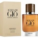 Acqua di Giò Absolu (Giorgio Armani)