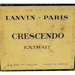 Crescendo (Extrait) (Lanvin)