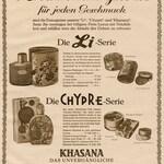 Chypre (Dr. M. Albersheim)