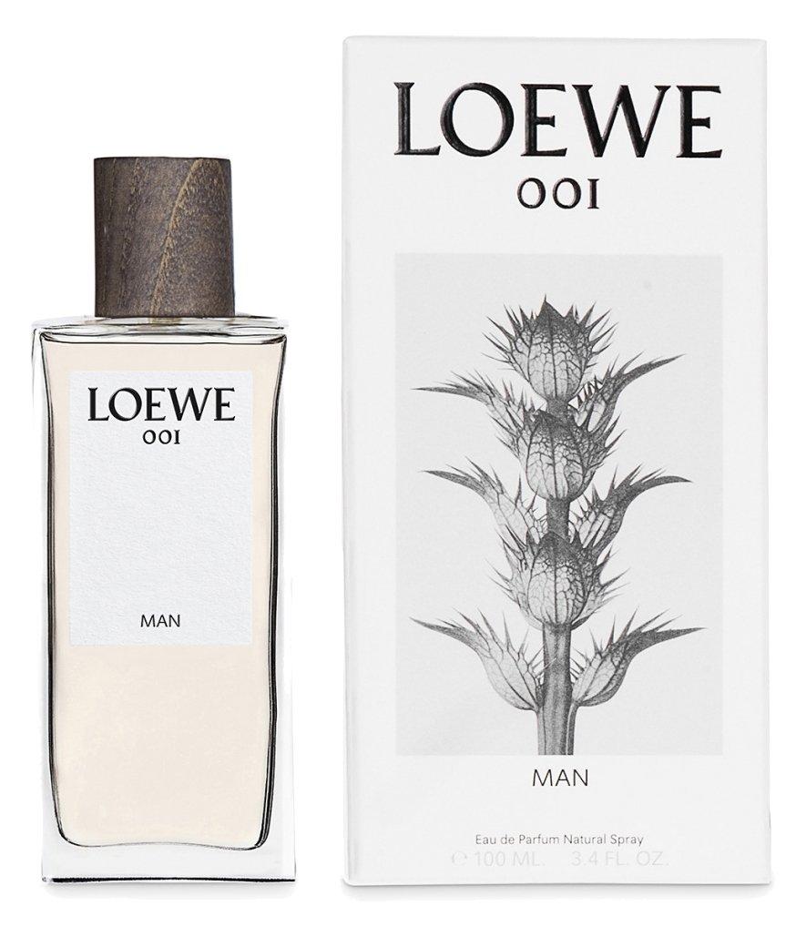 loewe 001 perfume