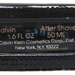 Calvin (After Shave) (Calvin Klein)