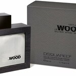 He Wood Silver Wind Wood (Dsquared²)