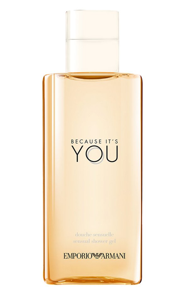 armani perfume because it's you