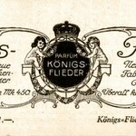 Königsflieder (J. G. Mouson & Co.)