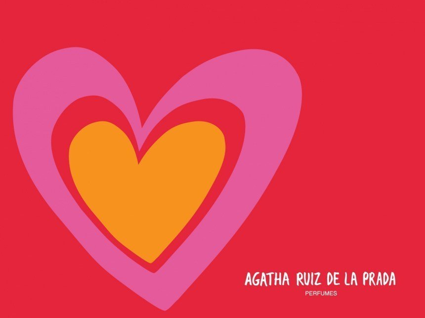 agatha ruiz de la prada coraz n agatha ruiz de la prada. Black Bedroom Furniture Sets. Home Design Ideas