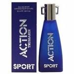 Action Sport (Eau de Sport) (Trussardi)