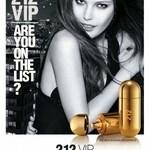212 VIP (Eau de Parfum) (Carolina Herrera)