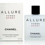 Allure Homme Sport (Lotion Après Rasage) (Chanel)