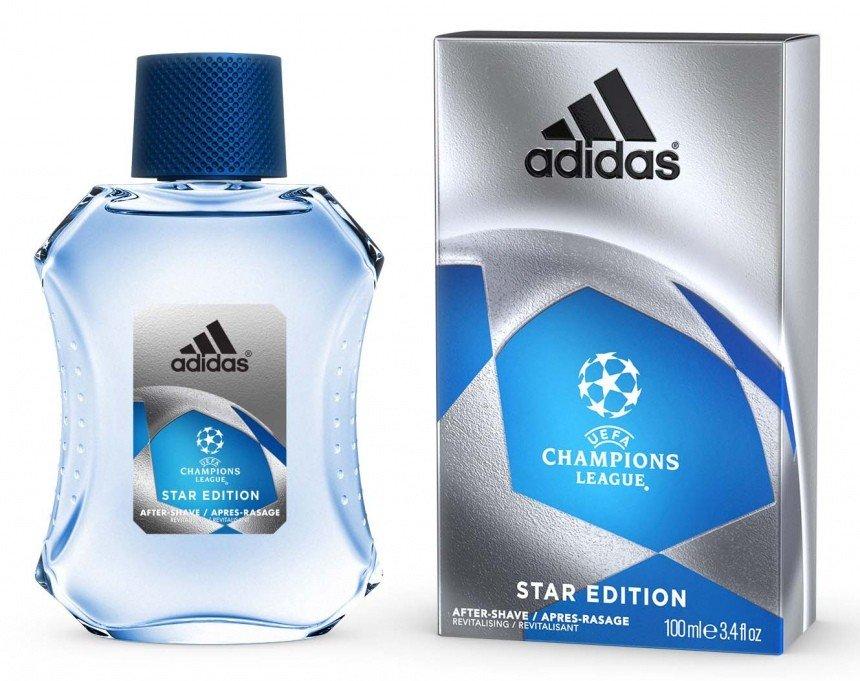 consumidor retrasar Lágrimas  Adidas - UEFA Champions League Star Edition Eau de Toilette