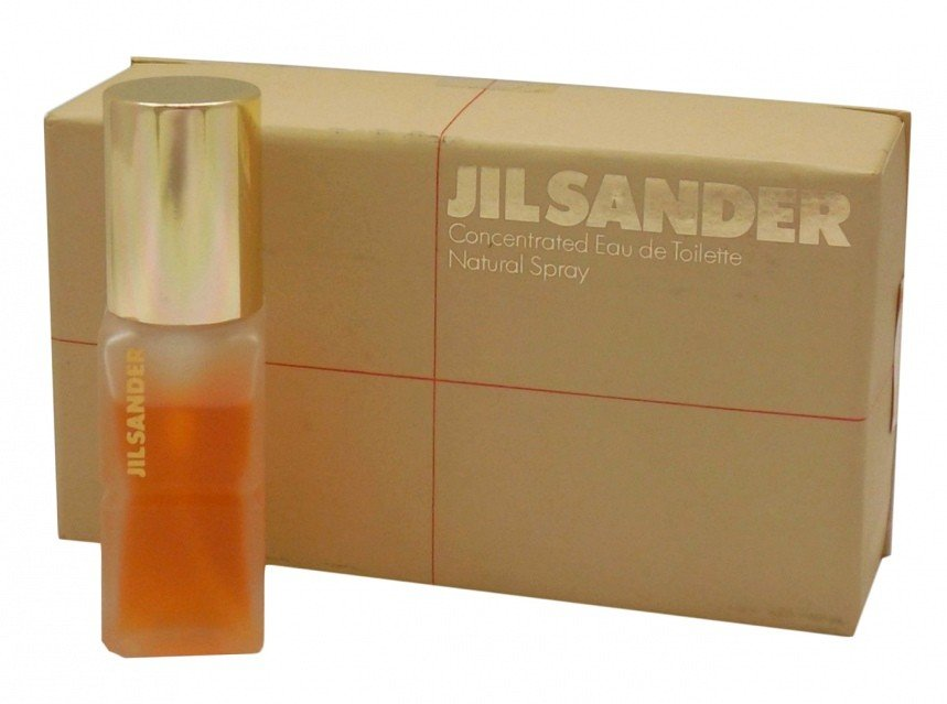 jil sander woman pure concentrated eau de toilette. Black Bedroom Furniture Sets. Home Design Ideas