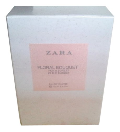 Zara Floral Bouquet For A Sunset In The Market Reviews
