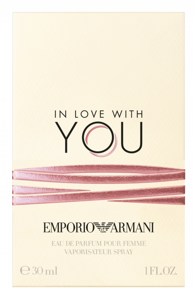in love with you emporio armani