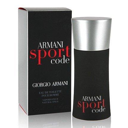 niedrigerer Preis mit suche nach neuesten modische Muster Armani Code Sport Giorgio Armani (2011) Eau de Toilette