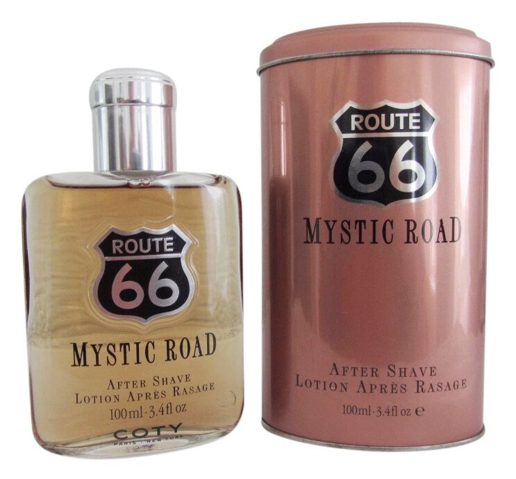 Coty - Route 66 Mystic Road After Shave | Reviews and Rating