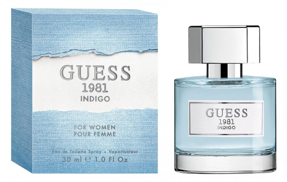 Guess 1981 Indigo For Women Reviews And Rating
