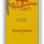 Agua de Colonia Concentrada (Alvarez Gómez)