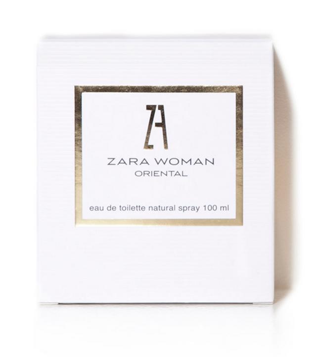 Zara Woman Oriental Zara