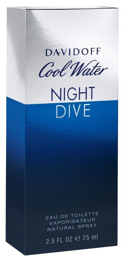 Davidoff cool water night e eau de toilette 2014