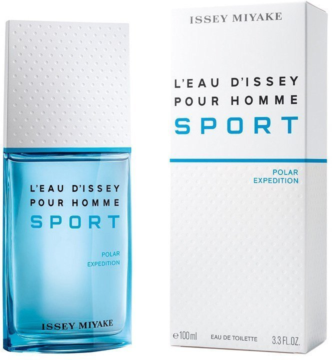 issey miyake l 39 eau d 39 issey pour homme sport polar expedition. Black Bedroom Furniture Sets. Home Design Ideas