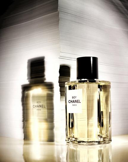 chanel boy parfum