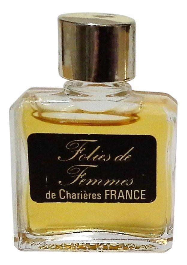 charrier parfums de chari res folie de femme folies de femmes. Black Bedroom Furniture Sets. Home Design Ideas