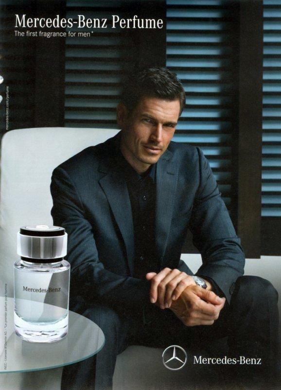 Mercedes benz for men eau de toilette duftbeschreibung for Mercedes benz for men